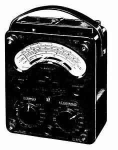 Avo -- Avometer Mk Ii