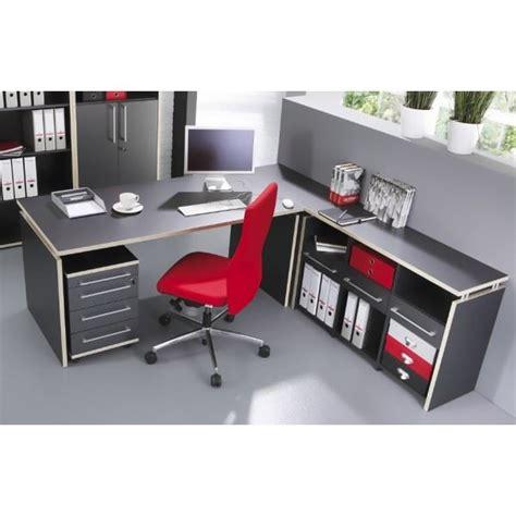 meuble bureau fly ensemble bureau meuble de rangement et caisson achat