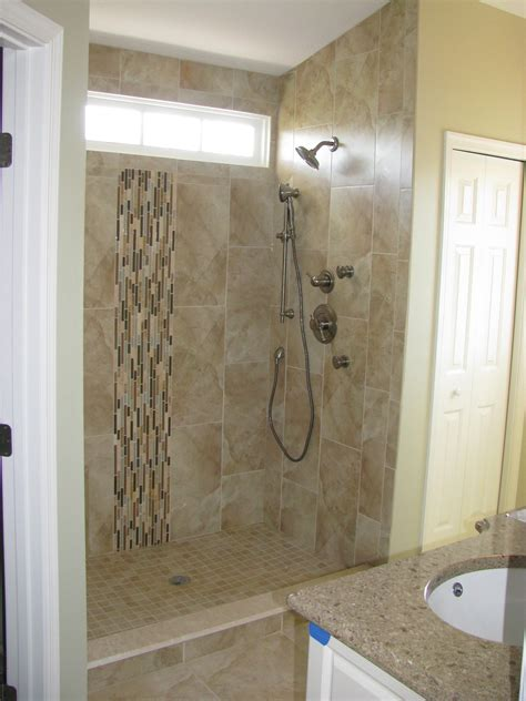 Ideas For Bathroom Showers by Bathroom Shower Tile Ideas New Features For