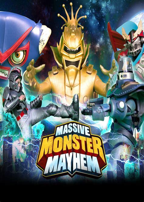 Massive Monster Mayhem | TVmaze