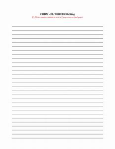 printable writing paper with dotted lines