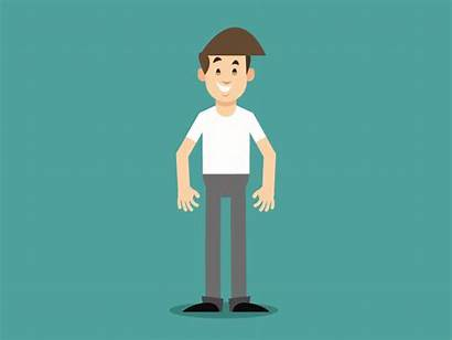 Character Duik Rig Test Animation Dribbble Quick