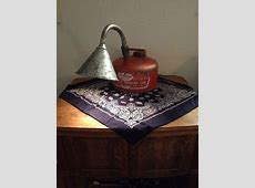 Vintage Gas Can Lamp on Etsy, $6500 Awesome Stuff