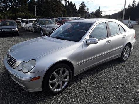 Search over 19,200 listings to find the best local deals. 2003 Mercedes C230 Kompressor Outside Comox Valley, Courtenay Comox