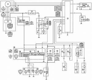 2001 Yamaha Warrior 350 Wiring Diagram