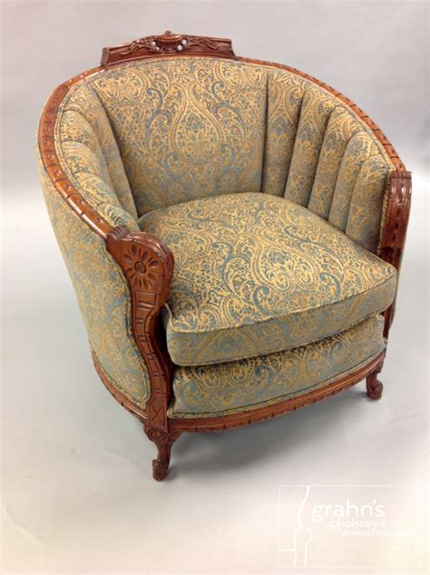 Antique Upholstery by Grahn S Upholstery Complete Furniture Restoration Service