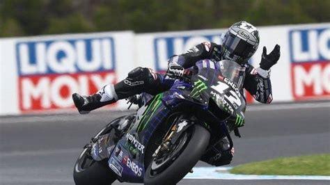 Hasil kualifikasi motogp austria 2020❗ vinales pole quartararo #3 rossi #12 hasil kualifikasi motogp spanyol jerez 2020! Hasil Kualifikasi MotoGP Australia 2019: Vinales Pole ...