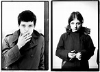 Last photograph of Ian Curtis of the band Joy Division. He ...
