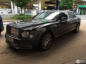 Bentley Mulsanne 2016 : bentley mulsanne ewb 2016 27 july 2016 autogespot ~ Maxctalentgroup.com Avis de Voitures