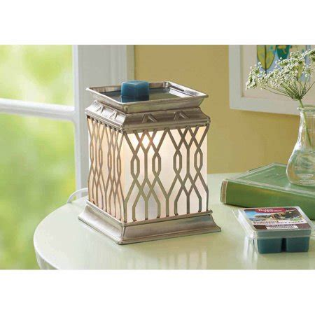 homes  gardens full size wax warmer square