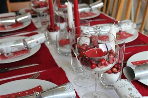 Tischdeko Weihnachten Rot by Weihnachtliche Tischdeko Selbst Gemacht 55 Festliche