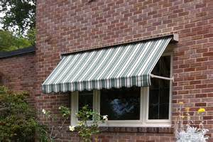Window Awning On Brick House
