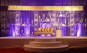 Modern Wedding Stage Decoration Ideas - wedding