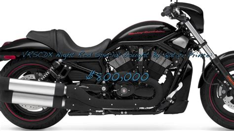 Most Expensive Harley Davidson In The World [hd]