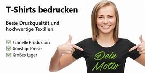 Kissen Bedrucken Lassen Günstig : t shirts bedrucken lassen schnell und g nstig vom profi ~ Michelbontemps.com Haus und Dekorationen