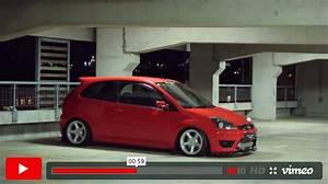 Ford Fiesta Mk6 : mk6 ford fiesta on cossie rims fast car ~ Dallasstarsshop.com Idées de Décoration