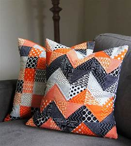 cheap and easy diy throw pillows for fall With cheap fall throw pillows