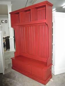 Banc D Entrée : banc d 39 entr e atelier meuble rustique ~ Voncanada.com Idées de Décoration