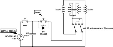 power supply what is the type of this motor is it suitable for my project is there any way