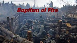 Ww2 Action Figure  Baptism Of Fire