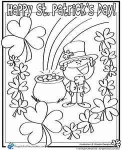 St Patrick Coloring Pictures st patrick day coloring pages