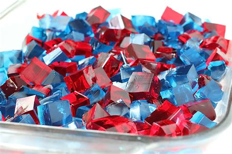 stained glass jello gimme  oven