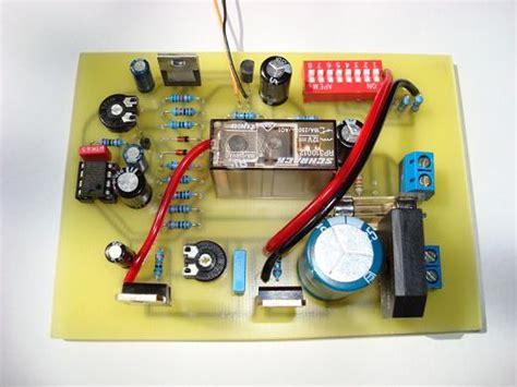 Automatic Battery Charger Elektronika