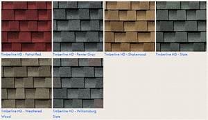Gaf Timberline Hd Color Chart Timberline Vs Landmark Shingles Compare Roof Shingle