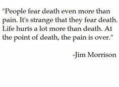 MORBID QUOTES i... Morbid Inspirational Quotes