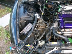 Engine  Chassis Rewire  Tuck  Fuse Box Relocation