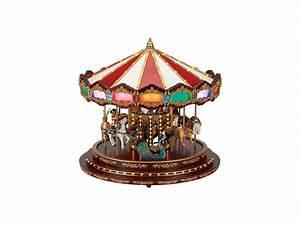 Mr  Christmas Musical Carousel Repair