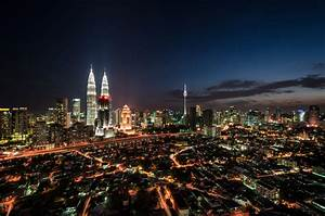 Kuala Lumpur from the North