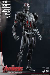 Hot Toys Ultron Prime Figure Photos & Up for Order ...