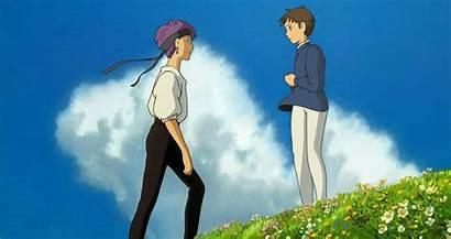 Studio Bts Ghibli Characters 2008 Ponyo Turned