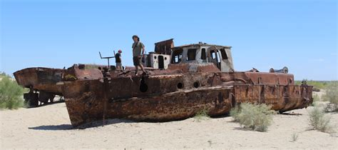 Boat Graveyard In Spanish by Ghost Ships In The Desert The Heartbreak Of The Aral Sea