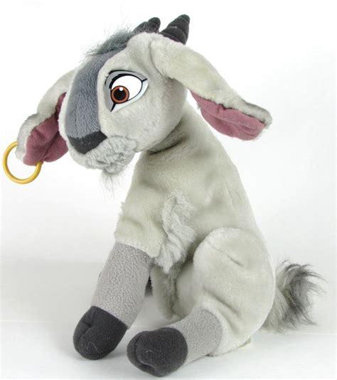 hunchback  notre dame djali goat plush stuffed toy