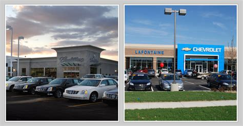 Detroit Cadillac Dealers Find A Cadillac Dealership In