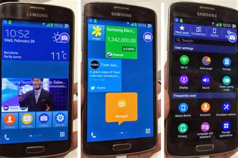 tizen based z3 is expanding to russia indonesia samsung rumors
