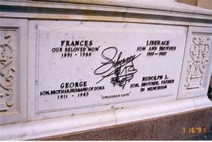 Frances M. Zuchowski Liberace (1891 - 1980) - Find A Grave ...