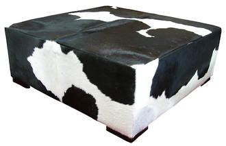 Cowhide Ottoman Nz by Square Cowhide Ottoman Cow Hide Ottomans Furniture