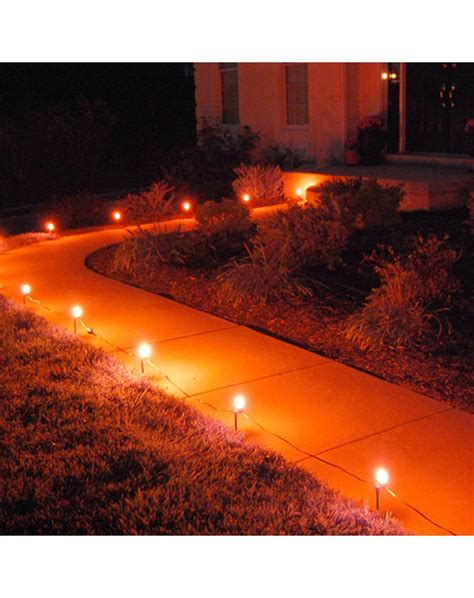 halloween walkway lights festival collections
