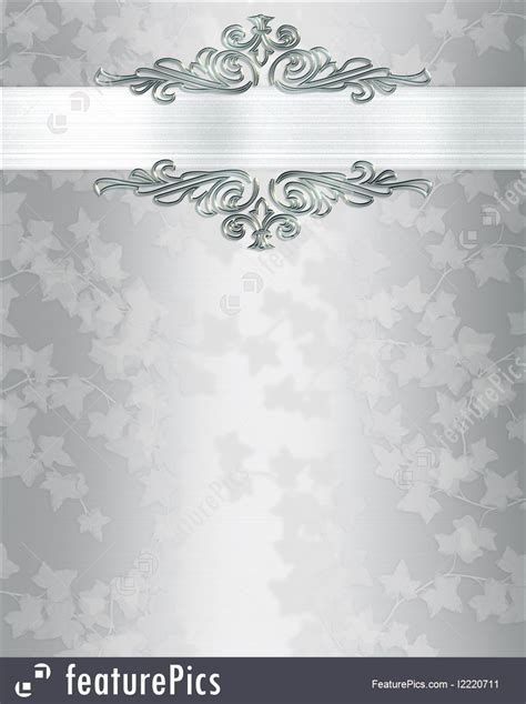 templates wedding invitation background elegant stock