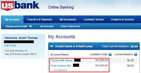 Us Bank Business Account Login