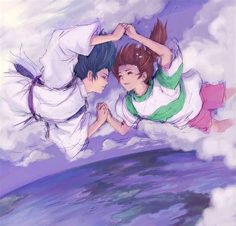 anime film chihiro 25 melhores ideias de a viagem de chihiro no pinterest
