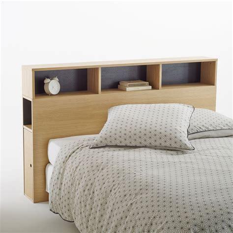 lit avec tete de lit matelassee tete de lit avec rangement 160