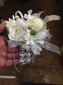corsages near me bling prom corsage flowers prom ideas