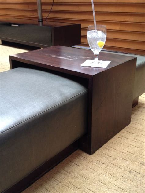 How To Make An Ottoman Out Of A Table by How To Make An Ottoman Table Pretty Handy