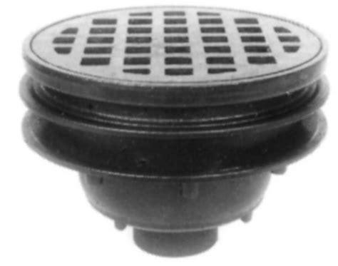 josam floor drain strainer js34720 josam 34720 floor drain 15 heavy duty