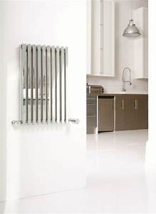 Radiateur Gaz Design : radiateur design acier inox aluminium chauffage ~ Edinachiropracticcenter.com Idées de Décoration