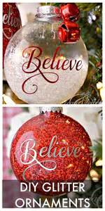 27 spectacularly easy diy ornaments for your christmas tree diy ready